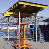 木工字梁钢支撑台模