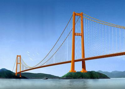 舟山西堠门大桥